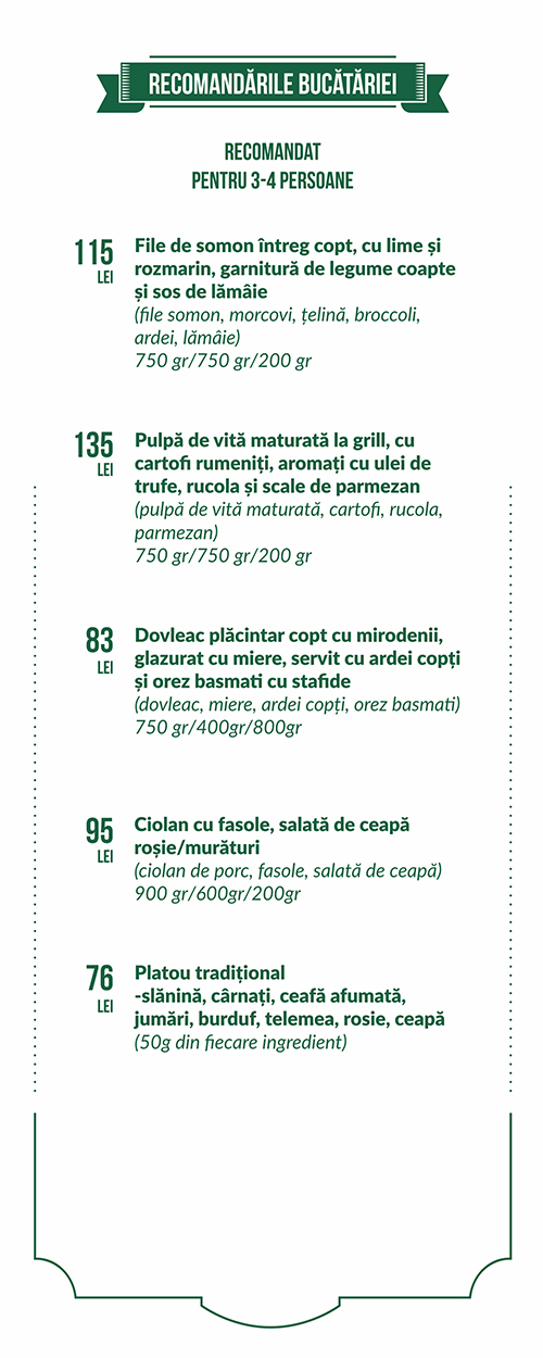 02 food menu decebal recomand